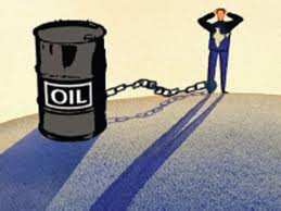 Decreasing oil, man diturbed, renewables resources of energy, oil extinction, oil crisis and inflation