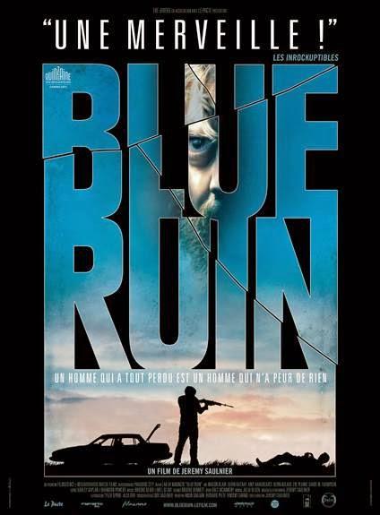 BLUE RUIN - Polar vengeur, brillant drôle et trash