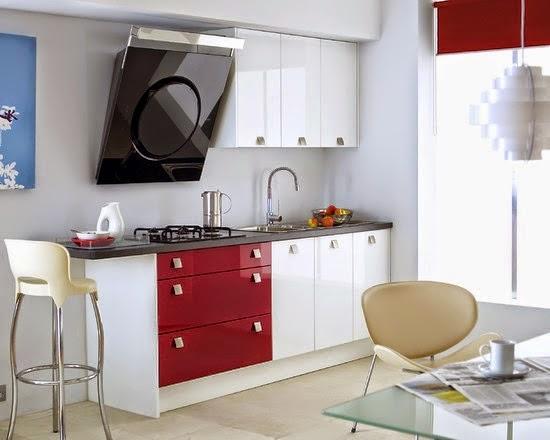 Desain kitchen set untuk dapur yang minimalis design for Kitchen set yang bisa dipindah