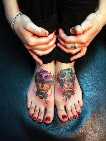 Ashok 39 s blog 101 facts about tattoos for Facts about tattoos