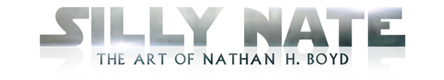 Silly Nate: The Art of Nathan Boyd