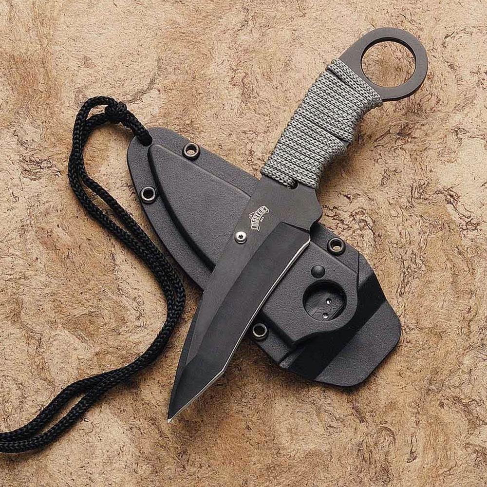 Neck knife, Master Cutlery, Fixed blade knife