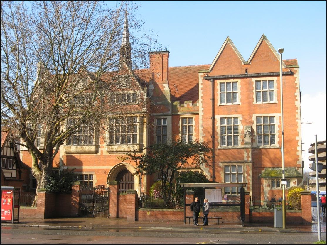 City of Leicester Boys School