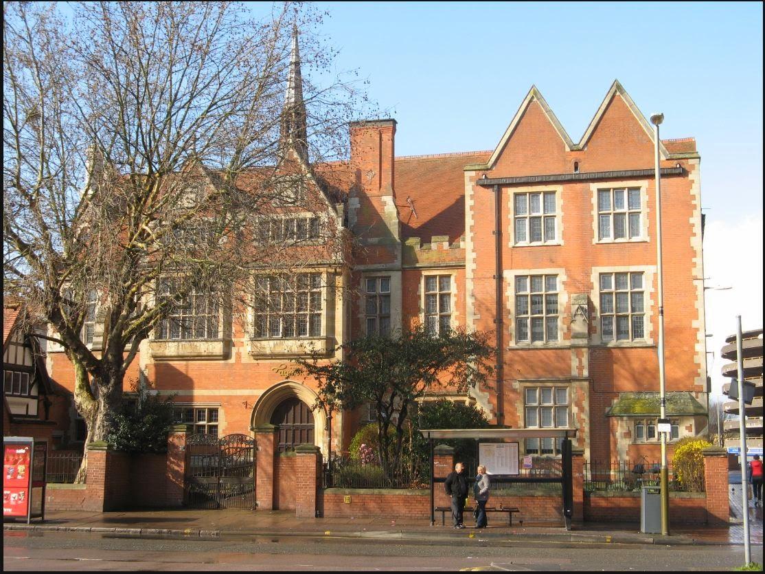 City of Leicester Boys School