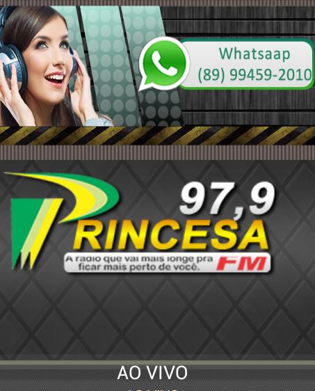 Radio Princesa FM 97.9 Floriano-PI.