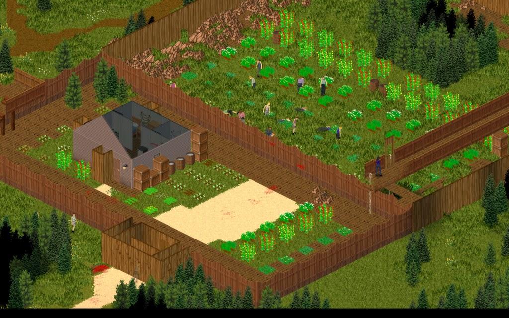 Project Zomboid screenshots