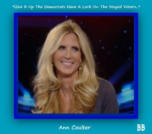 Ann coulter adams apple
