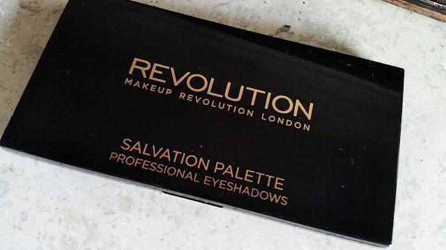 Makeup Revolution | Salvation Palette : Girls on Film | słów kilka o paletce cieni którą uwielbiam