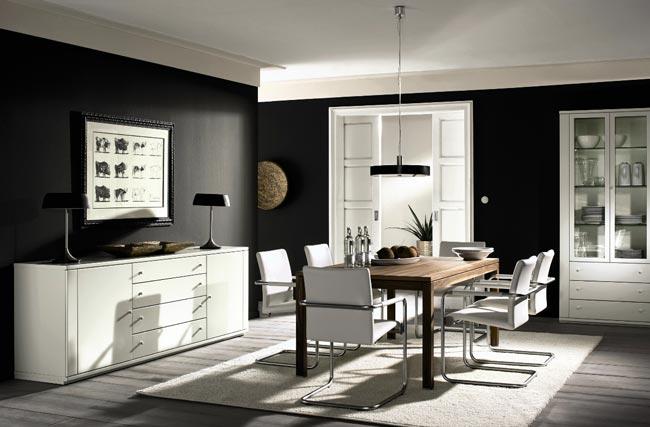 The Diseño Y Muebles: Diseño de Comedores Modernos por Hülsta