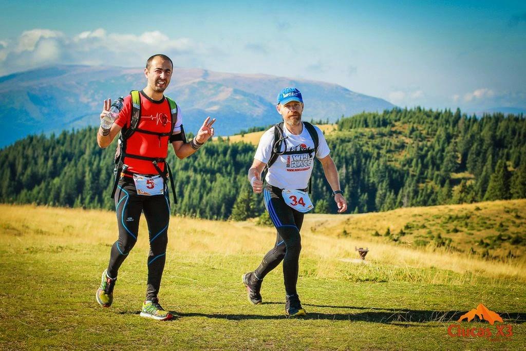 Ciucaş X3, un concurs extraordinar... de greu. Povestea unui alergător de plat printre titani. O nouă excursie la munte. Florin Chindea şi Ioan Pop