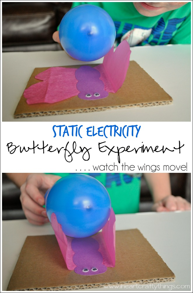 static electricity research paper