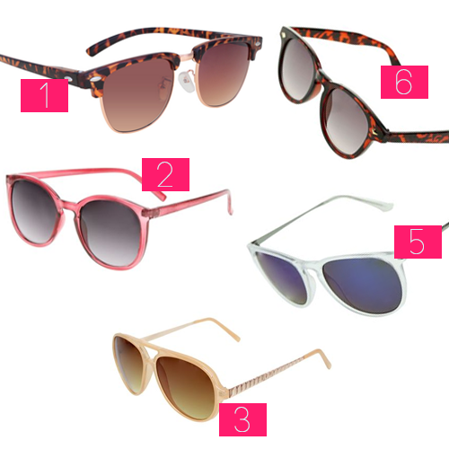 d549a903ce2 1°- Marcas mais baratas! (O óculos que saiu como 6 era pra ter saído como  4!)