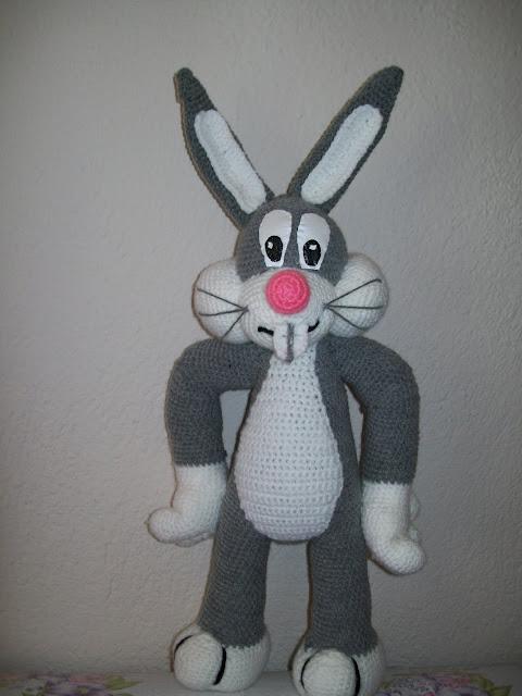 Amigurumi Bugs Bunny Yapilisi : ceyizsandigi: BUGS BUNNY GELD???