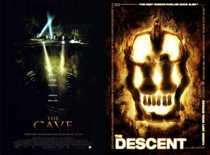 23. The Cave | The Descent – 2005
