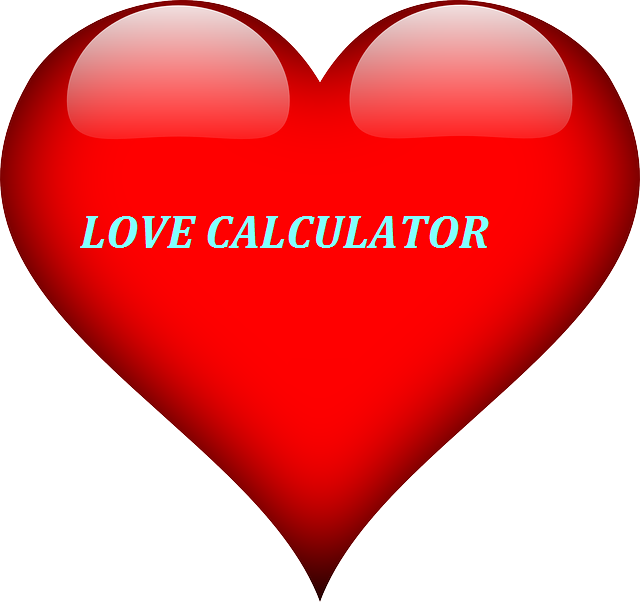 calculate u r love