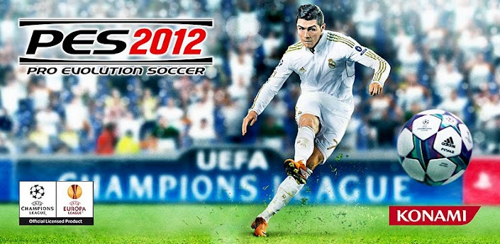 PES 2012 Pro Evolution Soccer 2012 HVGA Android apk + data download!