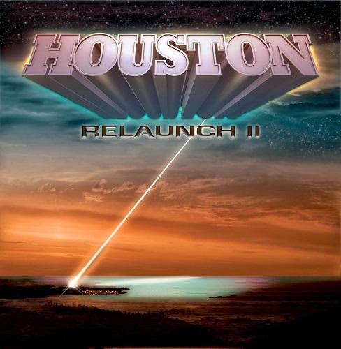 New music albums: Houston – Relaunch II ( 2014 )