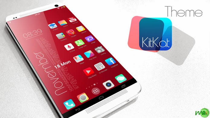 KitKat HD Launcher Theme icons 6 APK Free Download