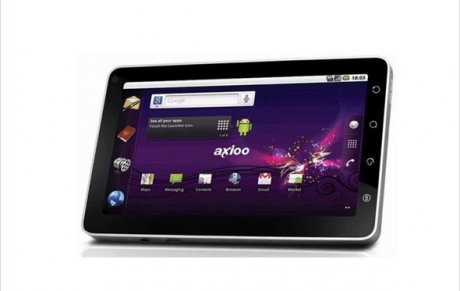 Axioo PicoPad QGN655 - Android 2.2 Froyo | Tablet PC INDO