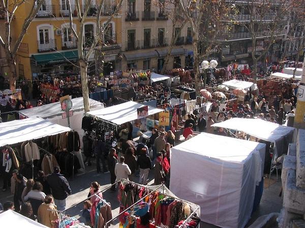 Mercado 'El Rastro'