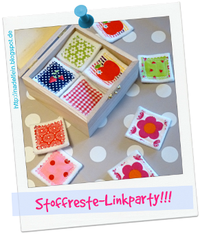Stoffreste-Linkparty