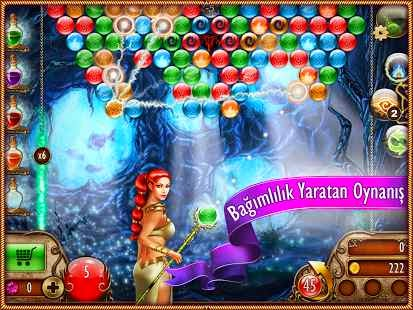 Lost Bubble Full Apk İndir
