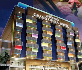 Grand Opera Hotel Manila