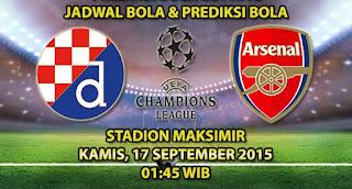 Dinamo Zagreb vs Arsenal