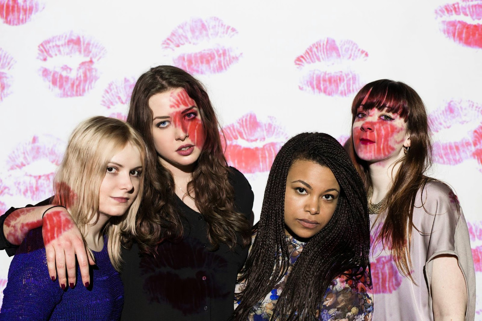Rouge Girls debut E.P. Edge of the Bed