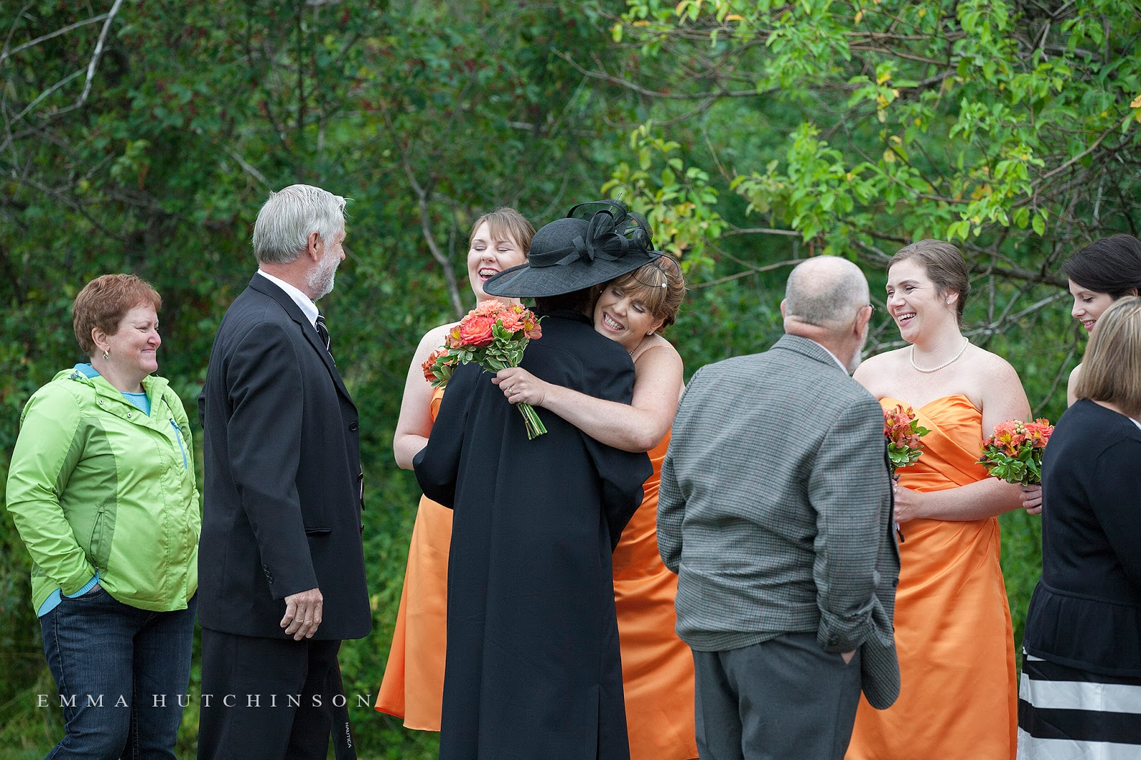 Weddings at Gorge Park in Grand Falls-Windsor - wedding photography by Emma Hutchinson