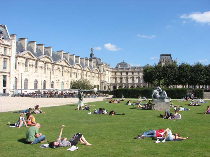 World visits jardin des tuileries wonderful garden for Jardins a visiter a paris