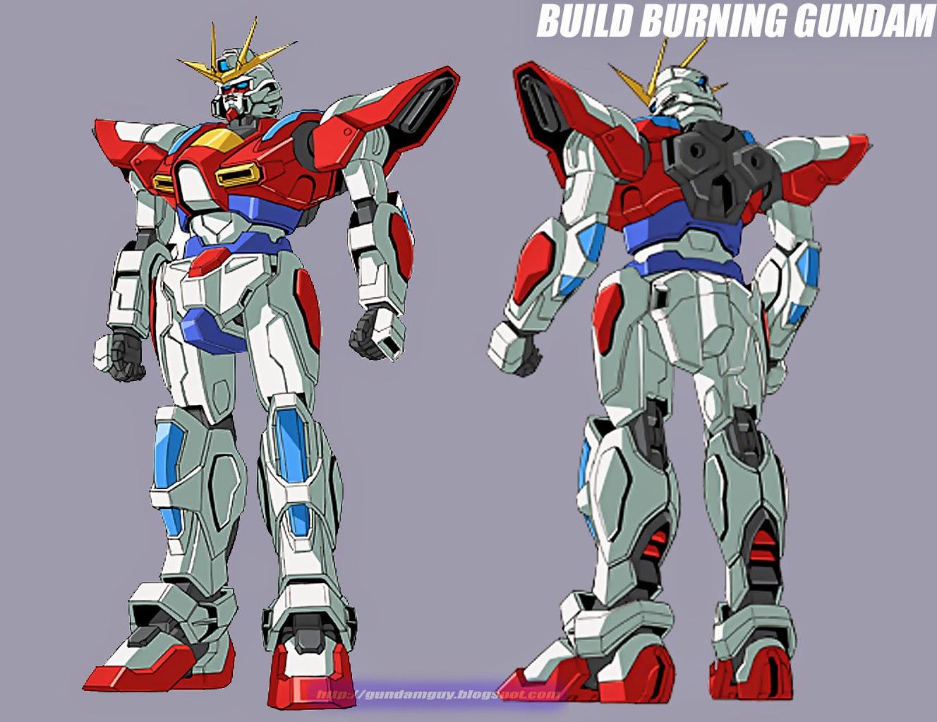 Gundam guy gundam build fighters try which one of the for Domon gundam build fighters try