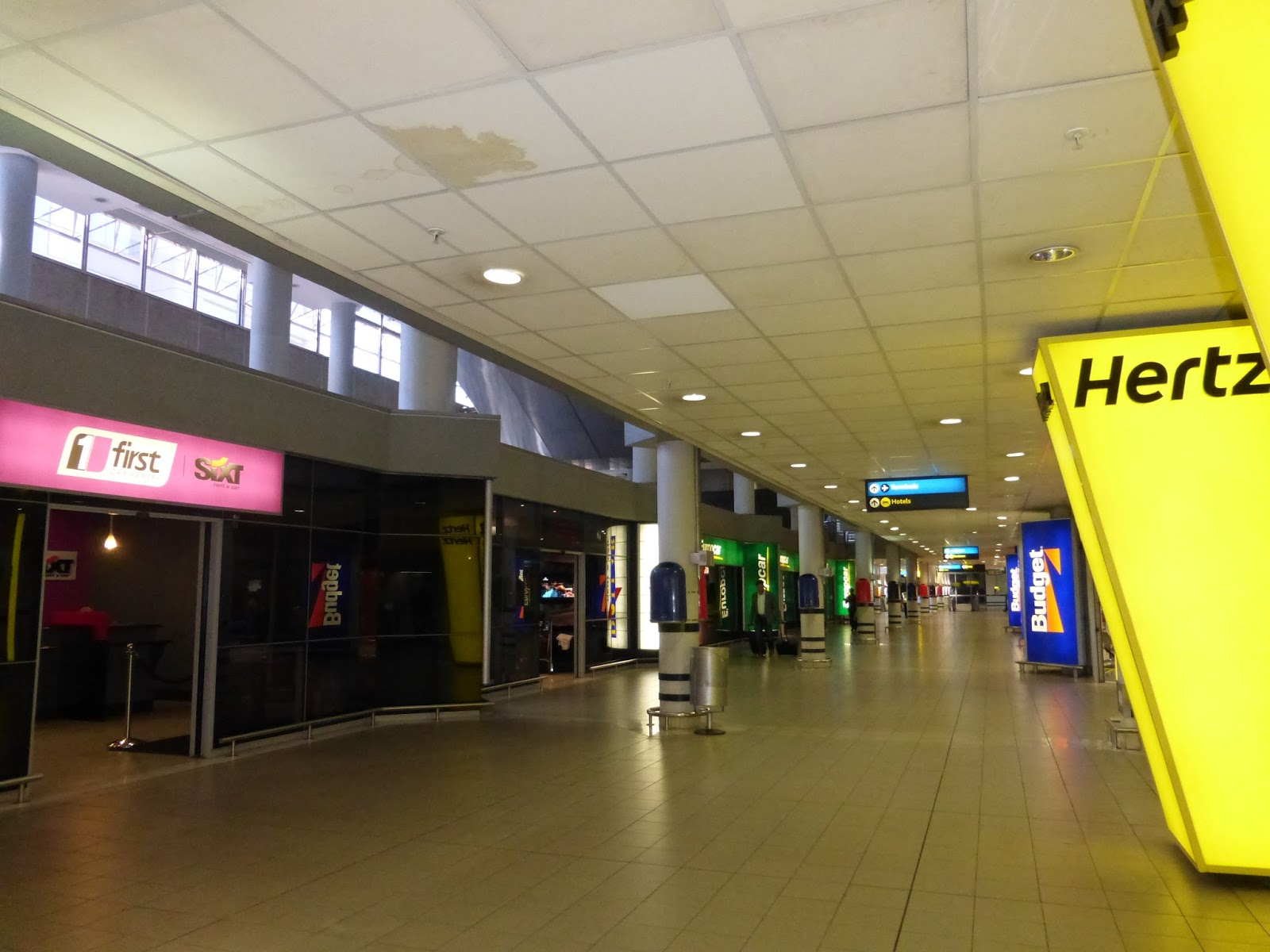 Johannesburg airport car rental companies