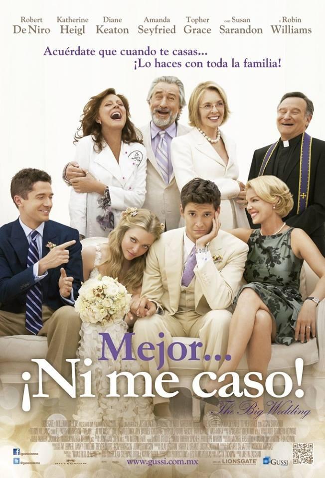 Mejor Ni Me Caso (2013)