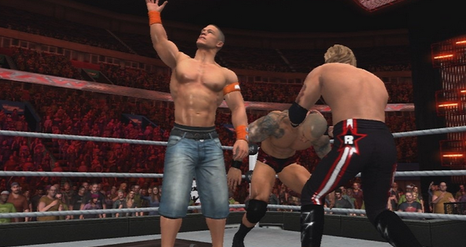 Wwe Raw 2010 Pc Game Free Download Softonic