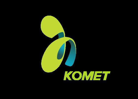 Kochi metro logo - KOMET