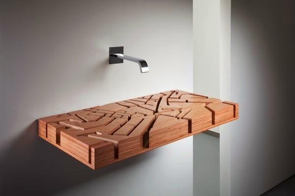 مغاسل حمام مذهلة