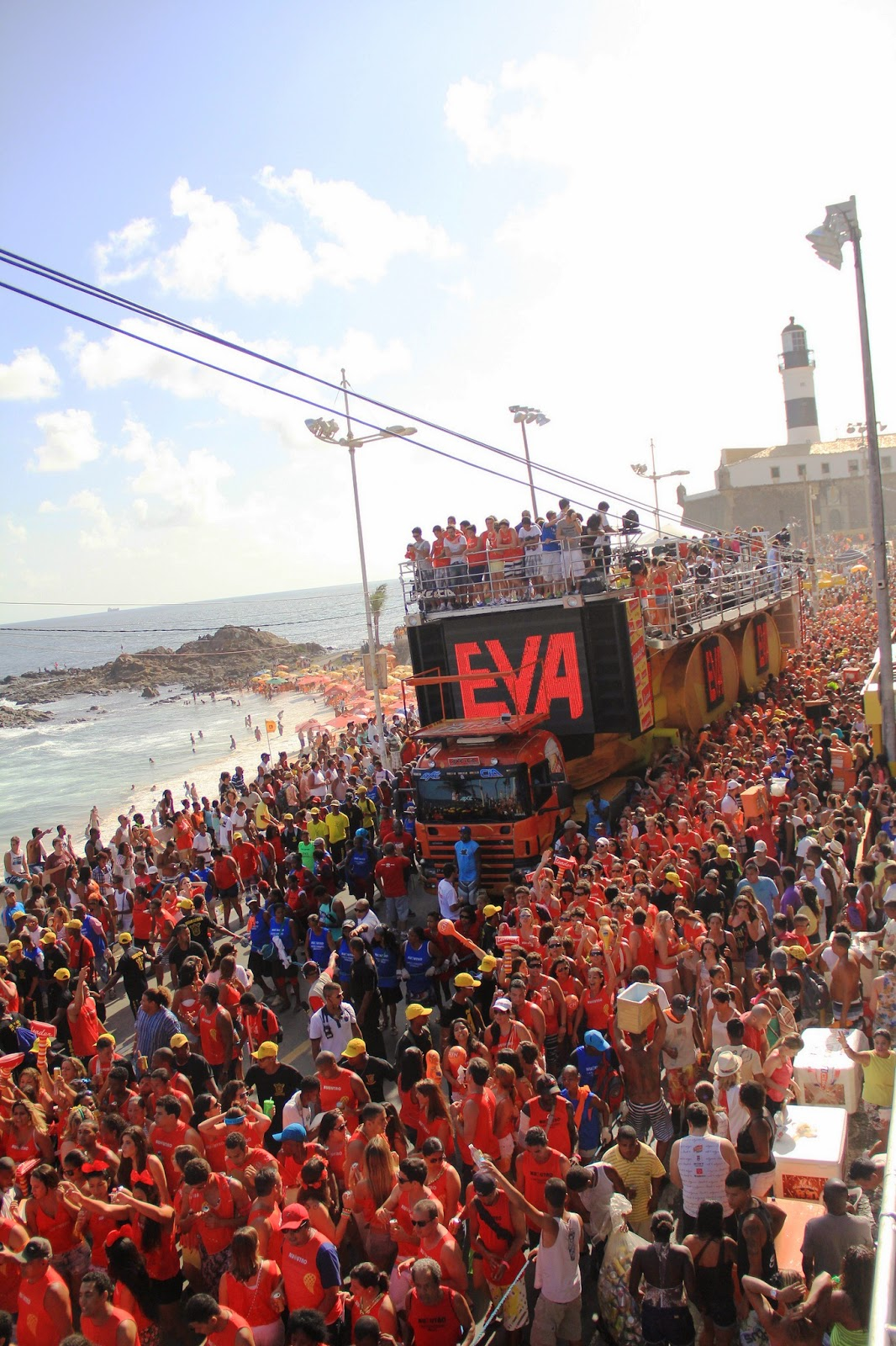 carnaval bahia salvador