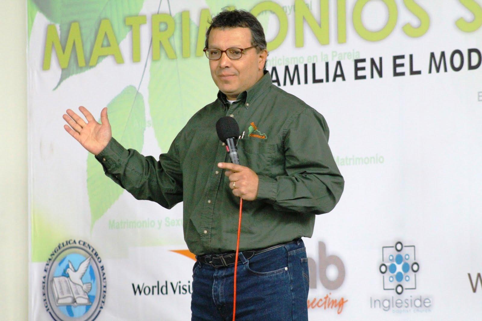 Joselito Orellana, DMin. PhD.