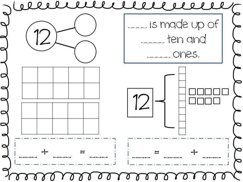Ordering numbers activities worksheets