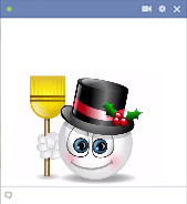 Animated Snowman