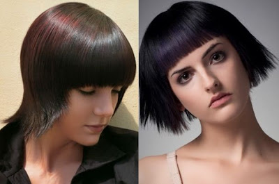 medium haircut ideas trend for winter 2012