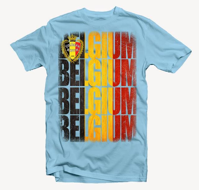 belgium soccer tshirt