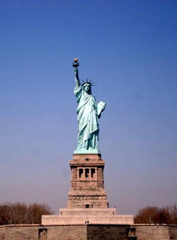 Statue of Liberty Pi