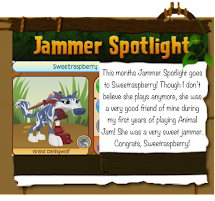 Monthly Jammer Spotlight - December!