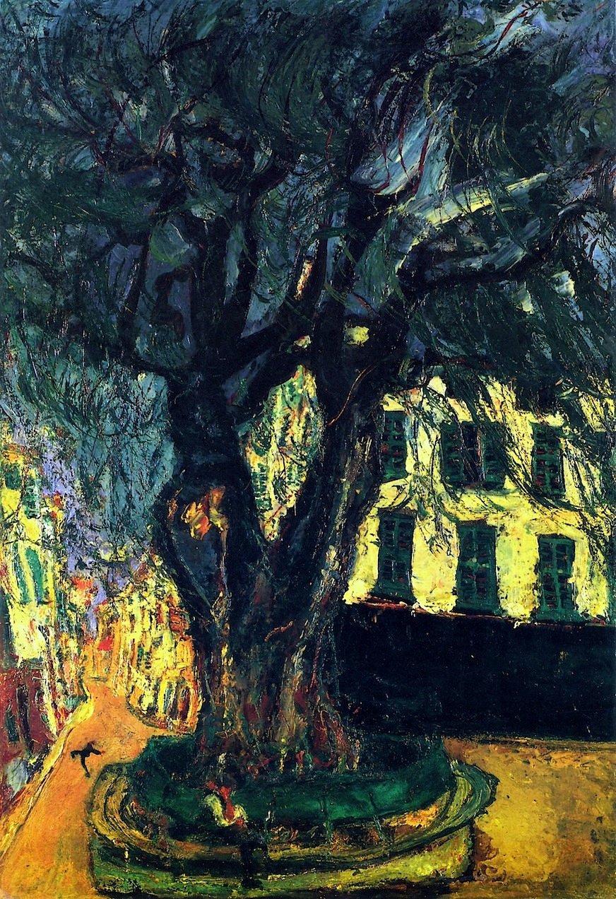 Arte   Montparnasse  Soutine  Kikoine And Modigliani