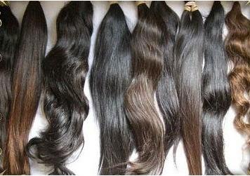 extensiones de pelo natural rizado