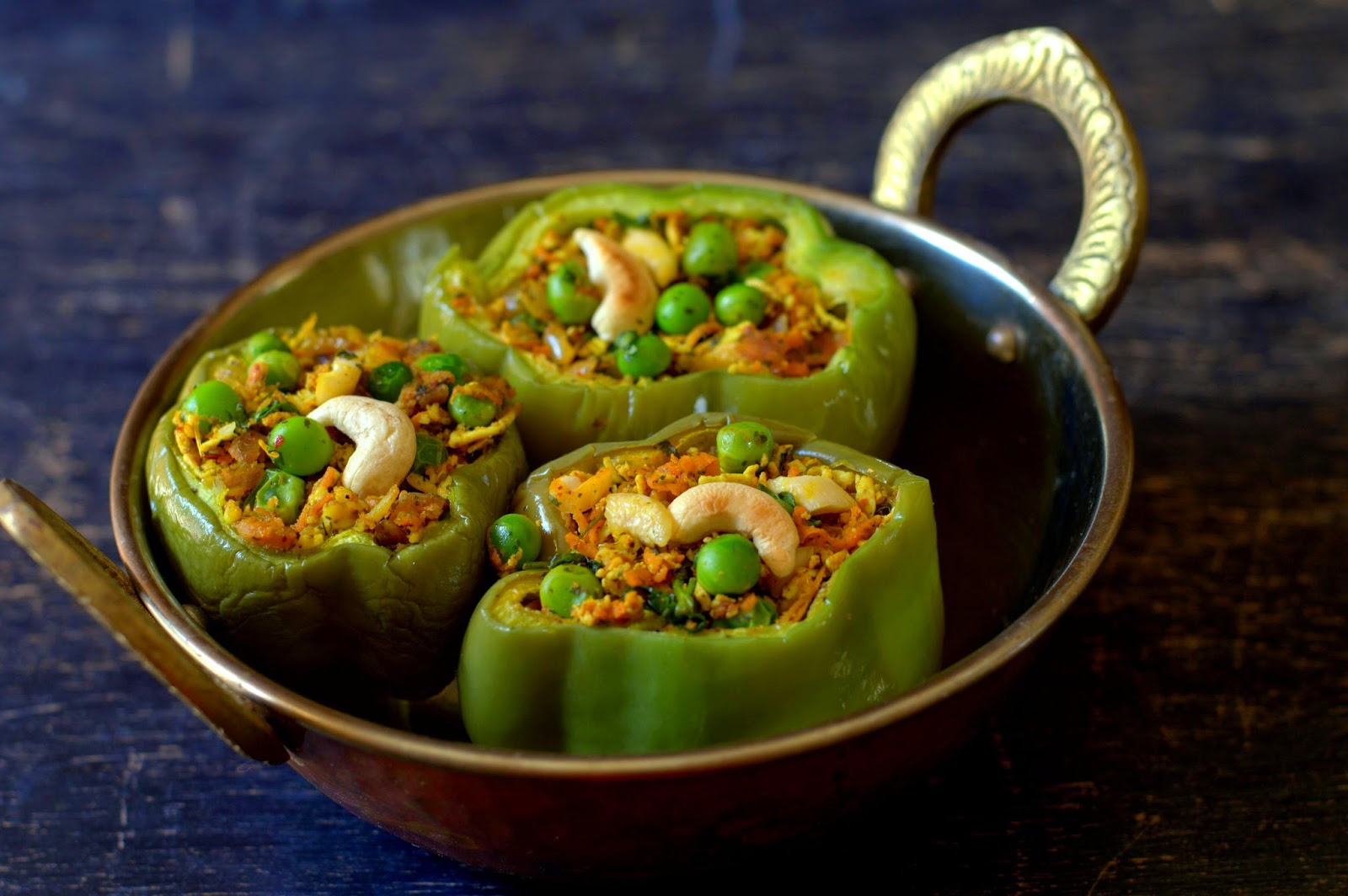 Tofu And Rice Stuffed Peppers Recipes — Dishmaps