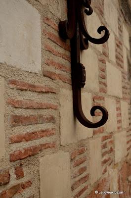Troyes - maison de l'Outil - damier champenois