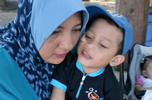 Wan Norehan *my mother*